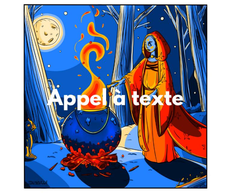 Appel à texte – Novella
